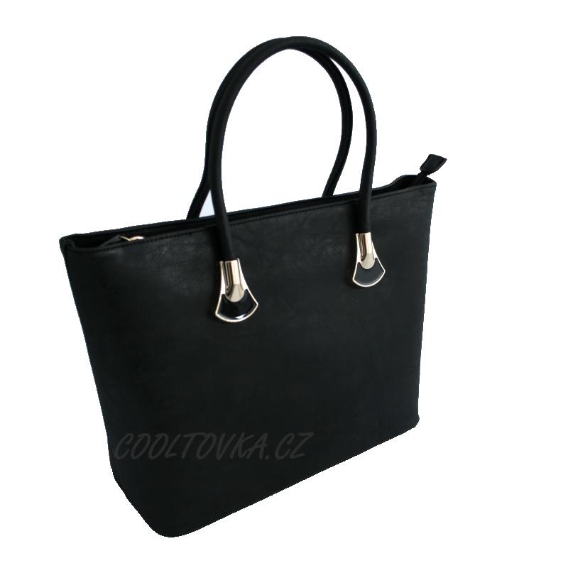 Elegantní černá kabelka Bella Belly 203-BB  ff9411a942c