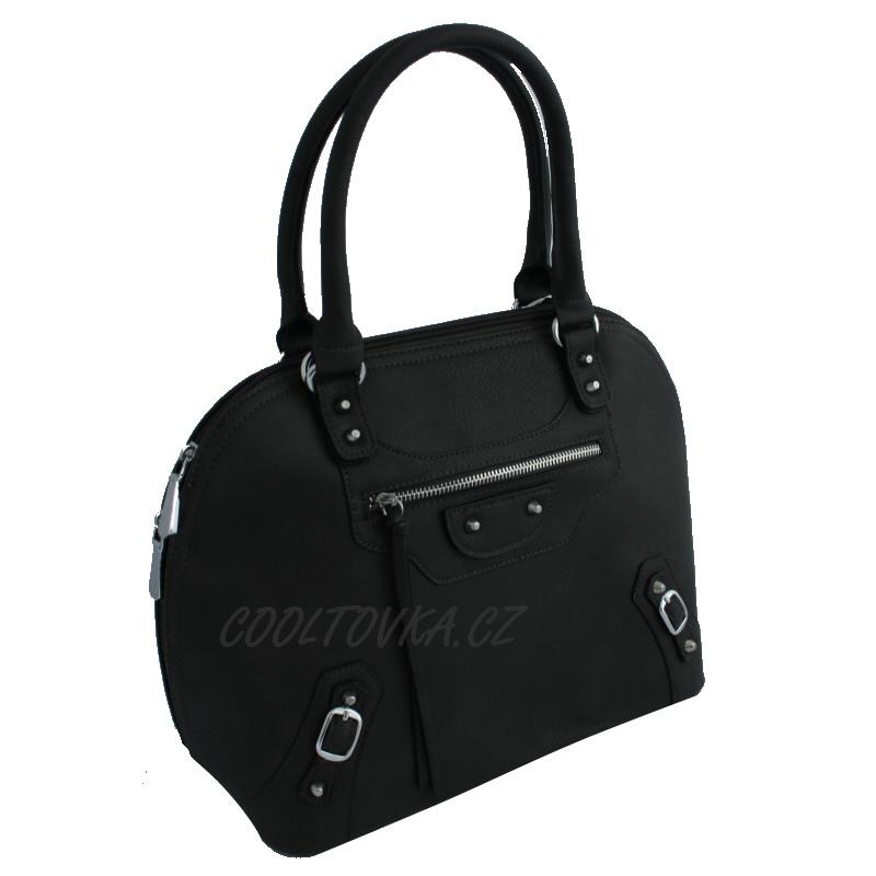 Elegantní šedá kabelka 214-BB Bella Belly 2cd2aa2bdef