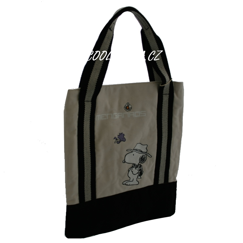 Textilní kabelka Menganaos - Tote fc3747e31f