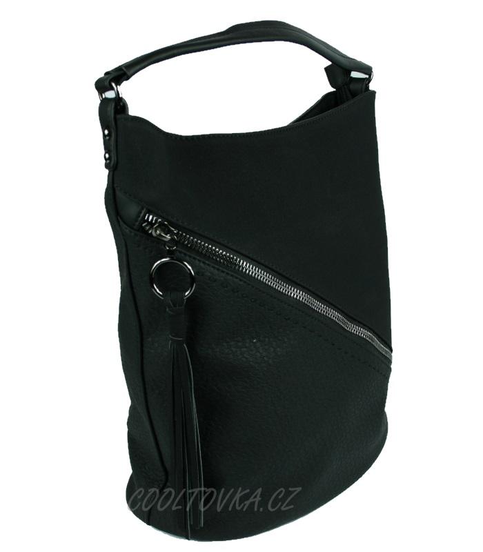 Dámská kabelka Bella Belly 3700-BB černá empty 5c628baaef