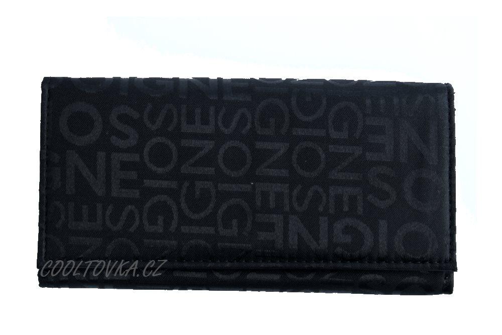 Dámská peněženka Fashion black 3-005B empty e27151dffa
