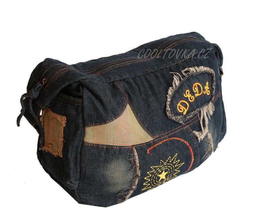 Kabelka Bella Belly Jeans 3215 navy empty 581c30d6e8