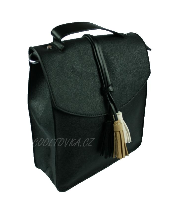 Bella Belly dámský kabelko-batoh 3255-BB černý empty bc74ac214d
