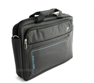 "Brašna na notebook Leaper 8701 17"" black"